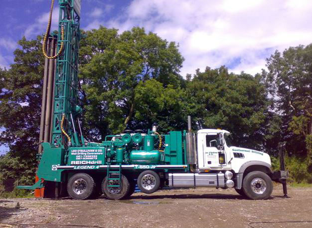 Leo O'Sullivan Water Well Drilling Ireland  Call us today on