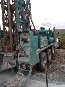 Water Well Drilling Procedure Limestone