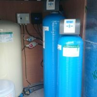 2 Water Treatment units