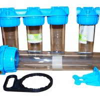 Water Treatment Housing