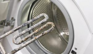 Limescale Check you washing machine